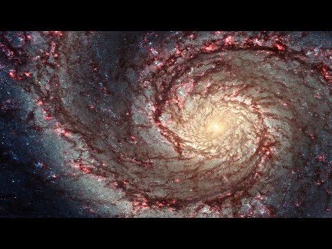LA  GALASSIA  M51  (Whirlpool Galaxy)