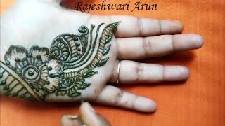 beautiful simple easy henna mehndi designs for hands tutorials for beginners