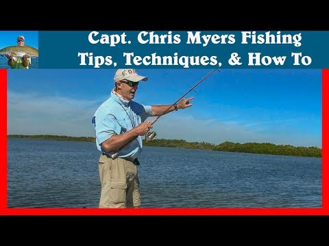 Saltwater Fishing The Flats: Line Management with Spinning Reels