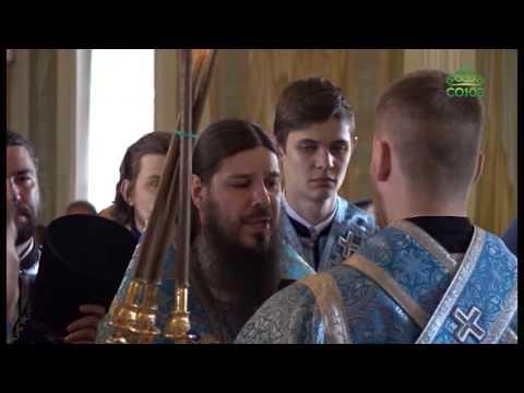 В Тихвинском мужском монастыре села Вадинск Пензенской области отметили большой праздник
