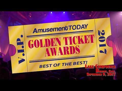 2017 Golden Ticket Awards Ceremony