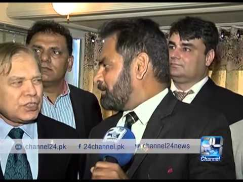 24 Report: Islamabad event to promote business activities in Pakistan