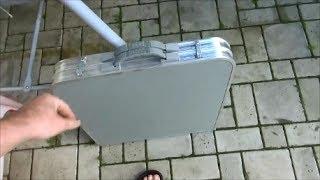 видео Мебель туристическая