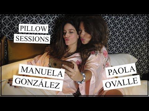 Manuela González en Pillow Sessions