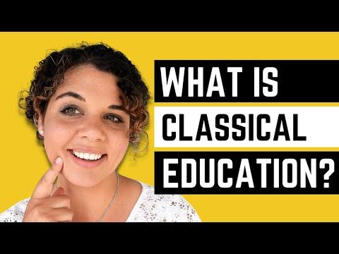 What Is Classical Education Trivium, Grammar, Logic & Rhetoric