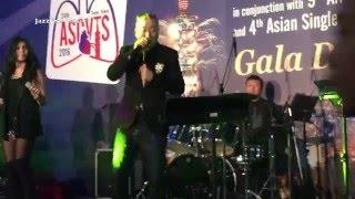 爵士風音樂-流行男歌手JimHo心臟協會 ASCVTS GALA DINNER
