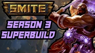 VULCAN - Smite Super Builds Season 3 Ep.326(Thanks for watching! *I forgot to mention this but, for starting in conquest you can either build your tier 1 item straight into the item you want, OR you can keep the ..., 2016-08-17T20:35:29.000Z)