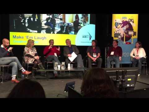 'Make 'Em Laugh' - Comedy in NI - BMF Discussion panel