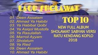 FULL ALBUM TOP 10 LAGU SABYAN VERSI DANGDUT KOPLO NEW 2018
