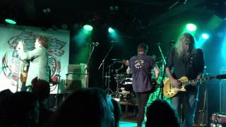 The Screaming Jets - Helping Hand - Live at The Corner Hotel, Richmond - Thursday 30th October 2014.