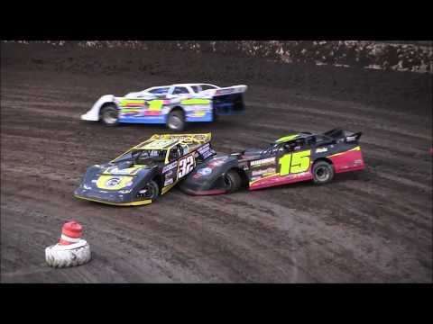 2018 Summer Nationals Action At Lasalle Speedway