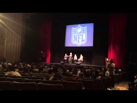 Eric Grubman Says NFL TV Revenue Can Be Used For Stadium At Oakland NFL Town Hall Meeting