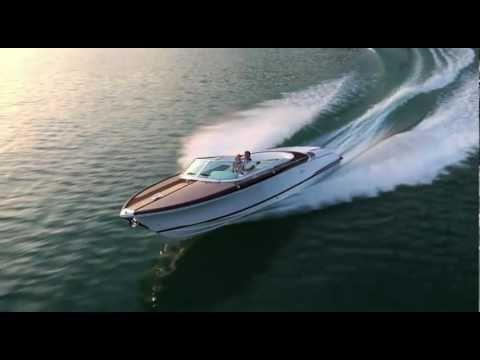 AquaRiva by Gucci Riva Boats On The Water Video Commercial CARJAM TV ... cdddd4cc7e5