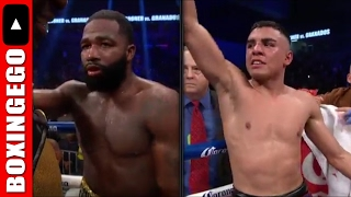 🔴LIVE: Broner vs Granados FIGHT WEEK MONDAY MAIL DAYS (MMD)