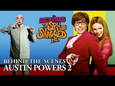 Austin Powers 2: Behind the Scenes Featurette