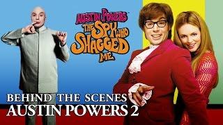 Austin Powers 2: Behind the Scenes Featurette