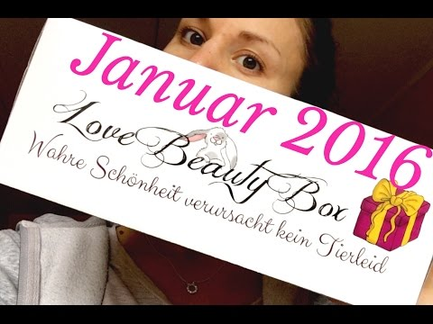LOVE BEAUTY BOX vegan & tierversuchsfrei - Mineral Foundation│Fit Miri