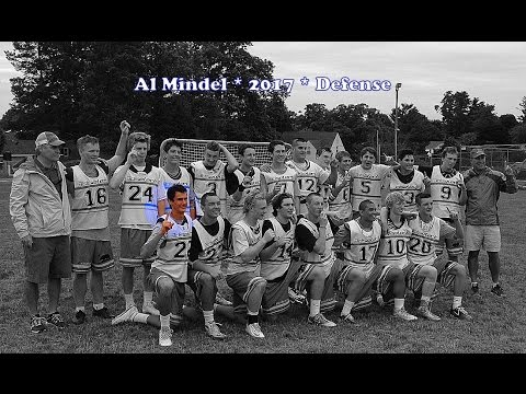 Al Mindel - 2017 - Defense - Summer 2014 Highlights
