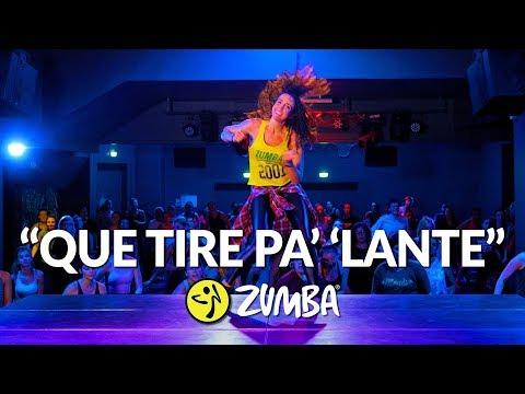 """QUE TIRE PA' 'LANTE"" - Daddy Yankee / Zumba® Choreo By Alix"