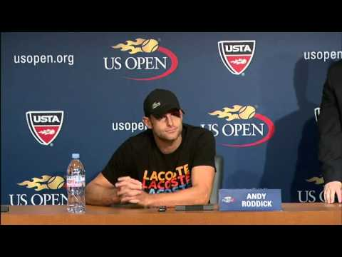Andy Roddick Announces Retirement at 2012 US Open