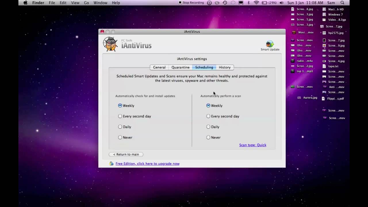 free mac virus software