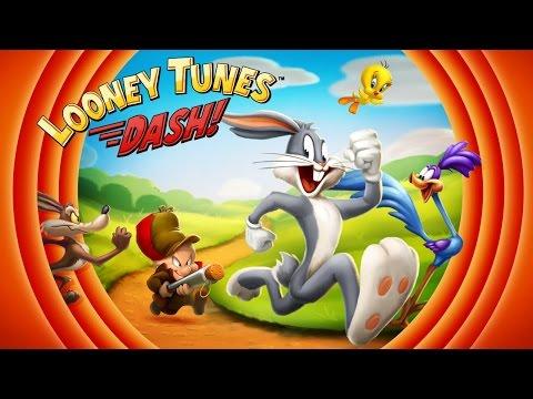 Looney Tunes! Серия 15! Уровень 21! Выйграли! Игра за страуса! Веселая игра про Багз Банни