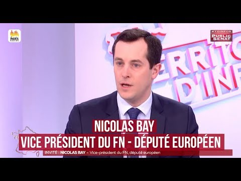 Nicolas Bay - Territoires d'infos (06/03/2018)