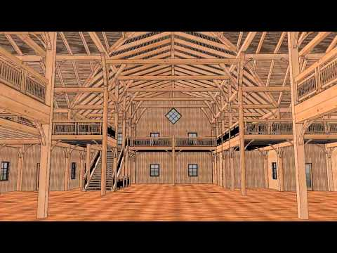 wi-dells-barn-12'-bays-video