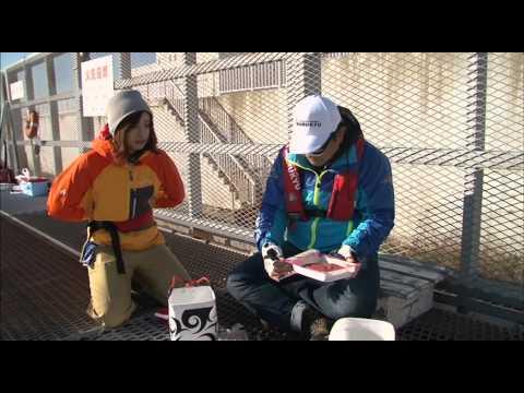 GO!GO!九ちゃんフィッシング #101 「手軽にGO!磯子海釣り施設 前篇」