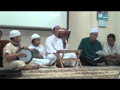 Nasyid Ya Rasulullah (Versi Cindai)