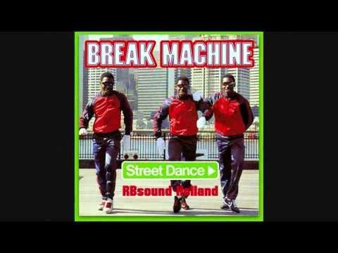 Break Machine - Streetdance (12 inch version 1983) HQsound