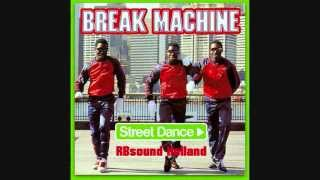 Break Machine - Streetdance (12 inch version 1983) HQsound