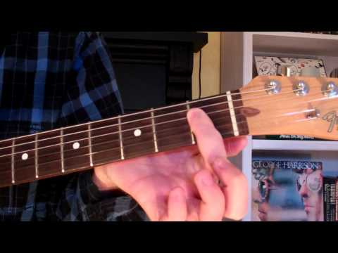 Video - How To Play the Ab6 Chord On Guitar (A flat sixth) 6th