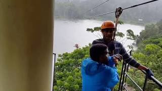 Karlad Lake Wayanad,Kerala|Amazing Adventure HD Video|Boating|Zipping Over Lake