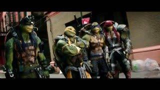 Черепашки-ниндзя 2 / Teenage Mutant Ninja Turtles: Out of the Shadows (2016) Трейлер 3 HD