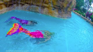 VIP Pool Party Events Pro Mermaid Entertainers For Hire