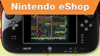 Nintendo eShop - Castlevania: Dracula X for the Virtual Console on Wii U