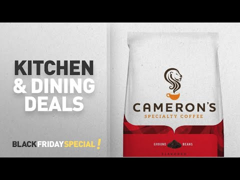 Black Friday Kitchen & Dining By Cameron'S Coffee // Amazon Black Friday Countdown