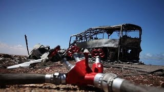 Morocco bus crash kills 33, mostly school athletes
