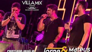 Cristiano Araújo e Jorge e Mateus - VillaMixFestival Balneário Camboriú thumbnail