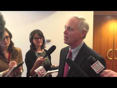 U.S. Sen. Ron Johnson on filling the Supreme Court vacancy