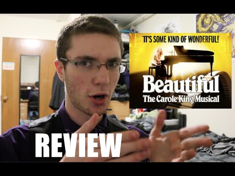 Beautiful Review- BROADWAY (Oriental Theatre, Chicago)