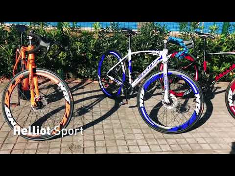 Road Bike Helliot Bikes Sport 03