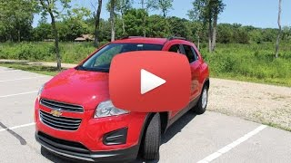 2015 Chevrolet Trax Review | 2015 Chevrolet Trax Test Drive | Chicago News