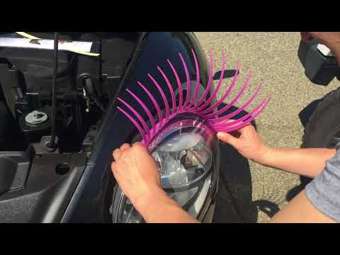 How to apply CAR LASHES | EYELASHQUEEN18