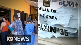 New Caledonia rejects independence in historic referendum | ABC News