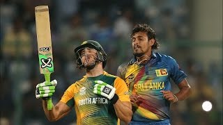 South Africa vs Sri Lanka | ICC World T20 | Faf Du Plessis Fined 50 Percent Of His Match Fee