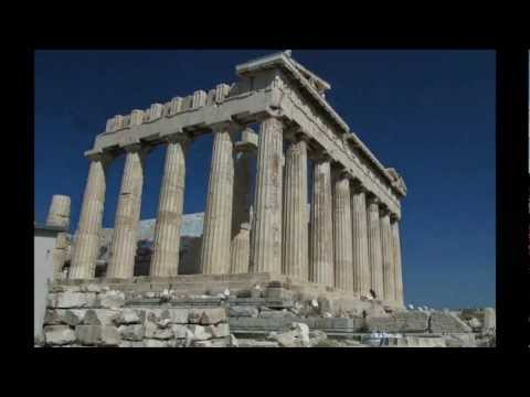 GREECE:  Athens and Delphi
