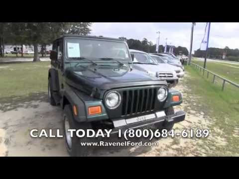 2001 Jeep Wrangler Tj Sport 4x4 Review Car Videos For