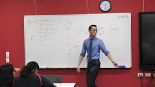Graphing Parabolas via Transformation (2 of 2: Thinking visually)